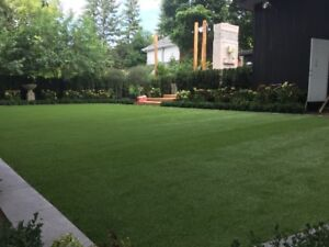 Artificial Turf, Synthetic Lawn Supply and Installation