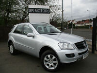 2006 Mercedes-Benz ML280 3.0TD CDI auto(FULL HISTORY,WARRANTY)