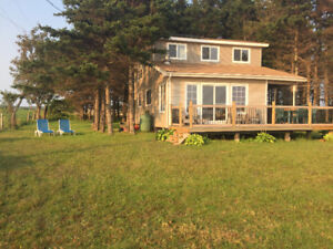 Beach House for Rent, 208 Shaw Lane, DeSable, PEI