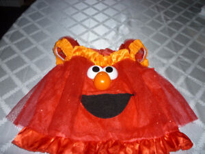 Elmo costume top