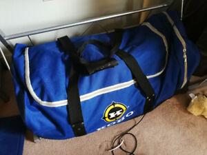 Hockey bag and gear all padding men's medium