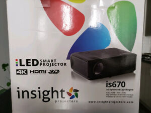 Projector Led 1080p | Kijiji in Ontario  - Buy, Sell & Save with
