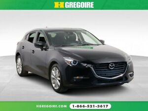 2018 Mazda 3 GT A/C GR ELECT TOIT NAV MAGS BLUETOOTH