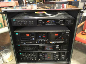 Vintage Sansui Unit Stereo System REDUCED