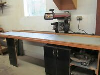 Woodworking Shop equipment in in very good condition