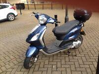 £750 £ asap PIAGGIO FLY 125cc (2011 plate )