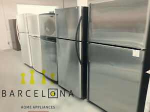 STAINLESS STEEL FRIDGES starting at ONLY$499-SALE UNTIL JUNE 17