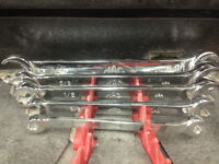 MAC TOOLS FLARE NUT WRENCHS