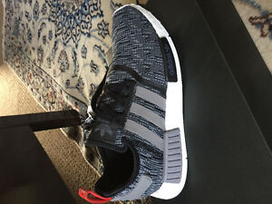 Nmd R1 DS with tags and receipt size 9.5