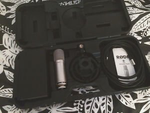 Rode NTK Tube Condenser Microphone with Carry Case