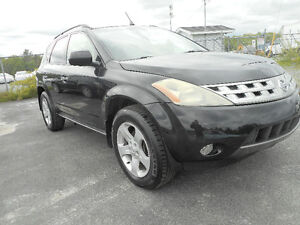 2003 Nissan Murano tax included SUV, Crossover