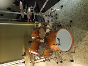 Pearl - Reference Series - Complete Drum Set
