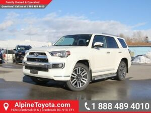 2018 Toyota 4Runner 4WD  - Low Mileage