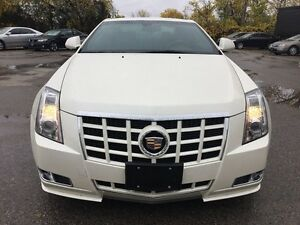 2012 CADILLAC CTS COUPE PERFORMANCE * LEATHER * REAR CAM * BLUET London Ontario image 9