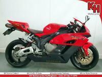 Honda CBR1000RR Fireblade 2004 Red - Yoshimura RS-5 Exhaust, HISS Immobiliser