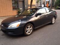 Honda accord SE 2 portes 2006 (coupe) manuelle