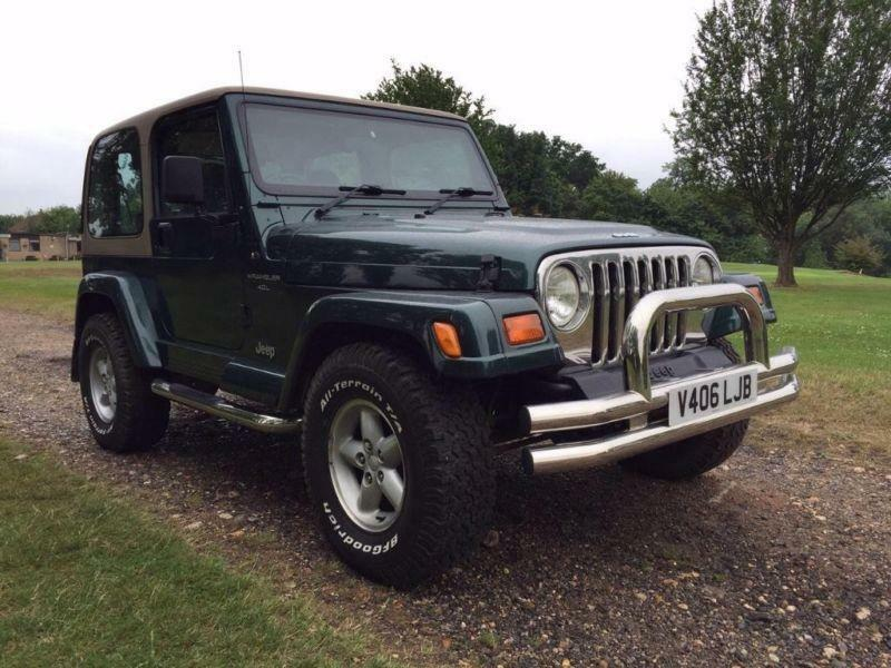 1999 jeep wrangler 4 0 sahara hard top 3dr in sompting west sussex gumtree. Black Bedroom Furniture Sets. Home Design Ideas