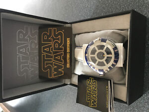 Stars Wars collectable watch