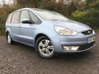 *3 MTHS WARRANTY*2007(07)FORD GALAXY 2.0 TDI ZETEC 7 SEATER 12 MTHS MOT*