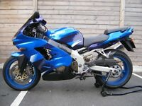 IMMACULATE ZX9r NINJA CARBON MINT LOW MILES
