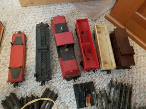 Old Lionel Train Set from the 50's.