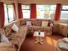Static Caravan Nr Clacton-on-Sea Essex 2 Bedrooms 6 Berth Cosalt Resort 2003