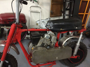 1969 mini bike with 5.0 engine