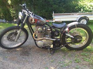 1981 Yamaha XS650 Bobber