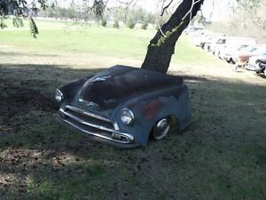 VINTAGE AUTO PARTS OR RAT ROD PARTS