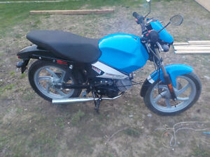 Scooter Tomos Streetmate 2 vitesse automatique 50cc 2008