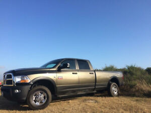 2012 Dodge Power Ram 3500 Slt Pickup Truck