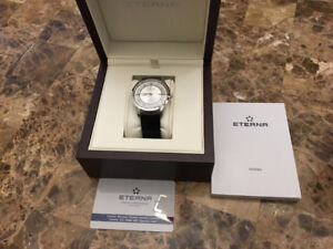 Brand New Swiss Watch Eterna Artena