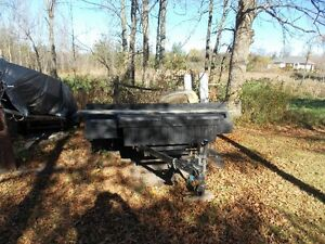 SNOWMOBILE OR ATV TRAILER