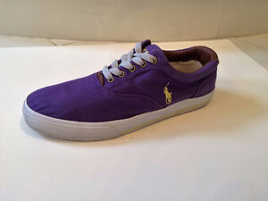 POLO RALPH LAUREN Vaughn Sneakers - Purple