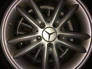 Mercedes Benz E Class Rims Stratford Kitchener Area image 5