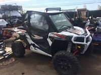ATV'S...SIDE BY SIDES...RZR'S CAMPERS...FINANCING IS AVAILABLE