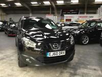 Nissan Qashqai N-Tec Hatchback 1.6 Manual Petrol