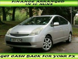 image for 2007 07 TOYOTA PRIUS 1.5 T3 VVT-I 5D 77 BHP