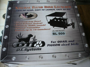 DT Systems Natural Flush Small Bird Launcher System BL 509