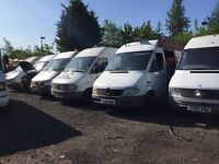 Mercedes Sprinter any year !!! Top price!!!
