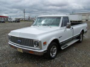 1972 Chevrolet c/20 37900 miles original
