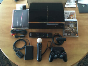 Playstation 3 with all the goodies!