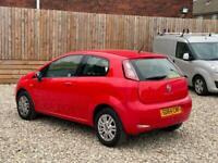 2014 Fiat Punto 1.2 Easy 3dr HATCHBACK Petrol Manual