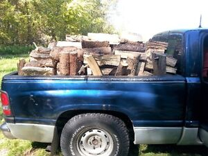 clean quality firewood cut split and locally delivered