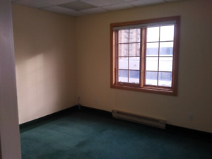 Individual executive offices for rent. Prime downtown location