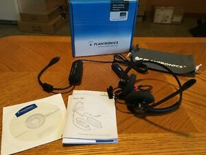 NEW Professional Plantronics Headset