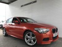 2013 BMW 1 Series 2.0 120d M Sport Sports Hatch 5dr