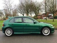 2002 MG ZR 1.8 120 PETROL 5 DOOR ZR HATCHBACK Petrol Manual