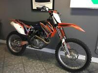 2014 KTM 450 SX-F Moto Cross *OWNED FROM NEW LESS THAN 15 HOURS*