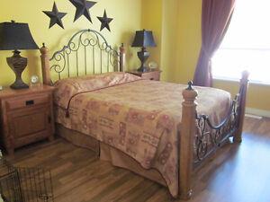 Queen  size  bedroom set